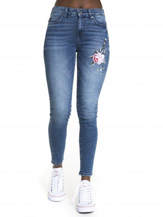 b75dd4b4ed Jeansy damskie - kolekcja spodni jeansowych