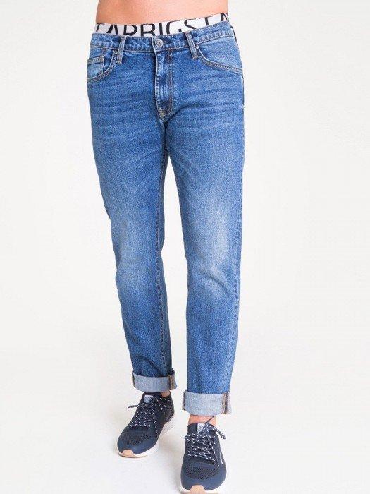 Jeansy męskie modne, trwałe i na każdą okazję